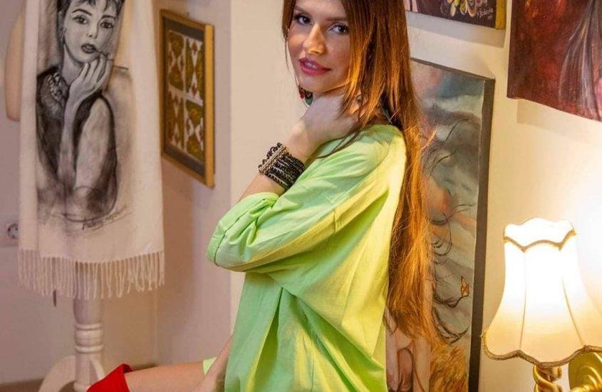 """Прекрасна колекција на Дизајнерката Моника Блажевска инспирирана од """"Медена земја""""!"""